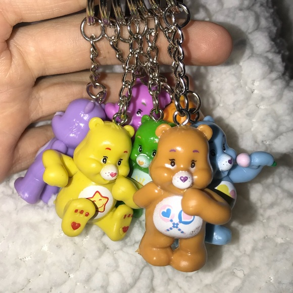 1 Care Bear Of Each Color For Cheesemania by Poshmark